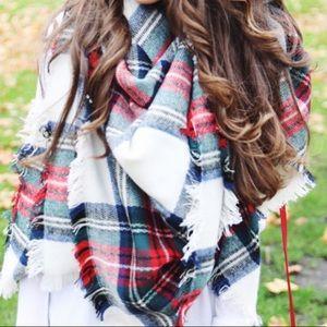 ASOS Holiday blanket scarf